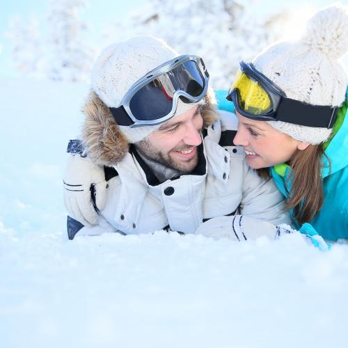 honeymoon-couple-on-slope
